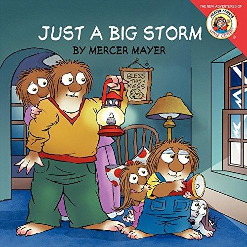 9780061478048: Little Critter: Just a Big Storm (Little Critter (8x8))