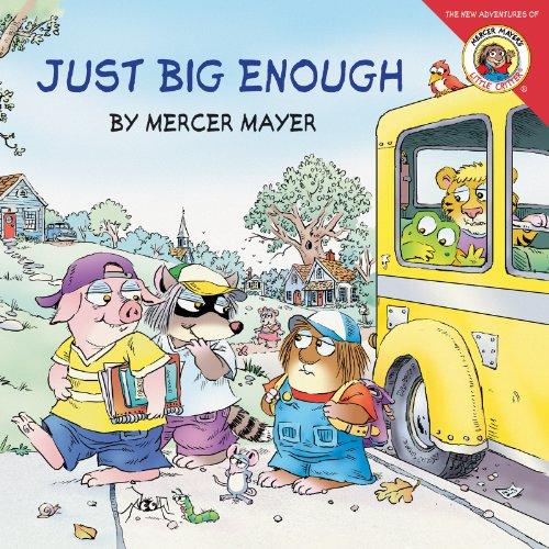 9780061478055: Little Critter: Just Big Enough