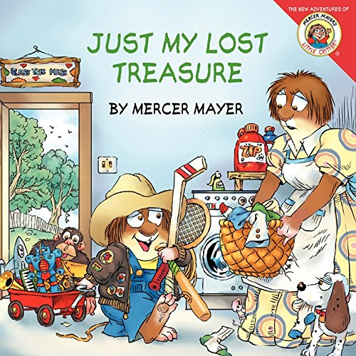 9780061478062: Little Critter: Just My Lost Treasure