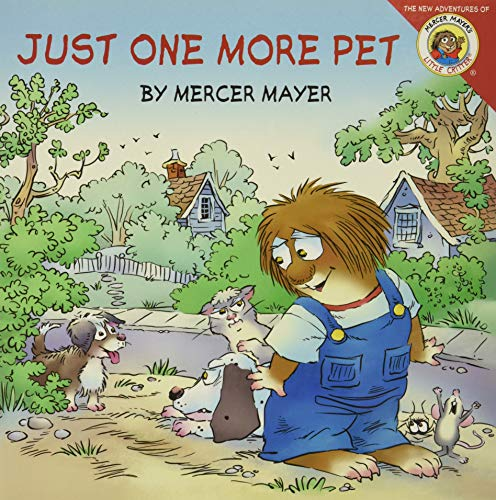 9780061478079: Little Critter: Just One More Pet