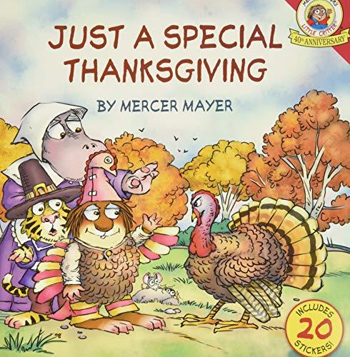 9780061478116: Little Critter: Just a Special Thanksgiving