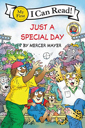 9780061478178: Little Critter: Just a Special Day (My First I Can Read)