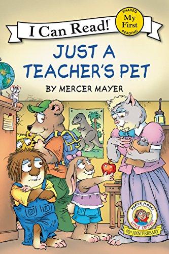 9780061478192: Little Critter: Just a Teacher's Pet (My First I Can Read)