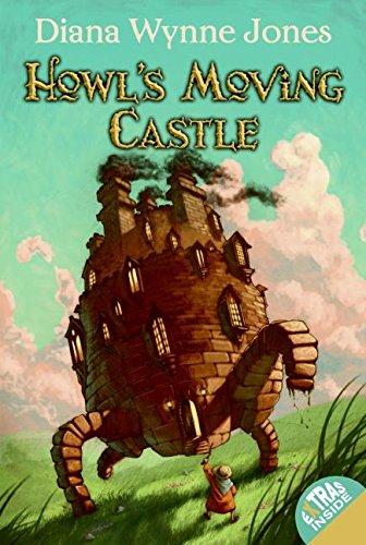 9780061478789: Howl's Moving Castle