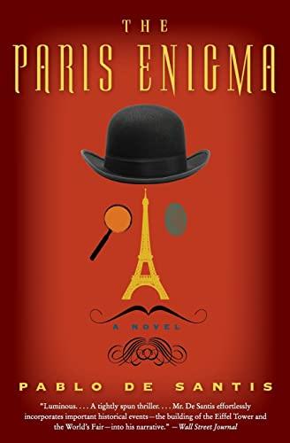 9780061479687: The Paris Enigma: A Novel