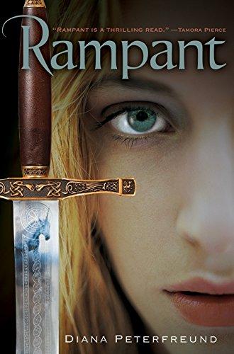 9780061490040: Rampant (Killer Unicorns, Book 1)