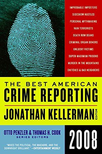 9780061490835: The Best American Crime Reporting 2008