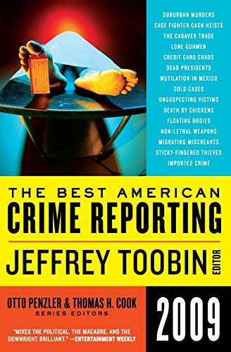 9780061490842: The Best American Crime Reporting 2009
