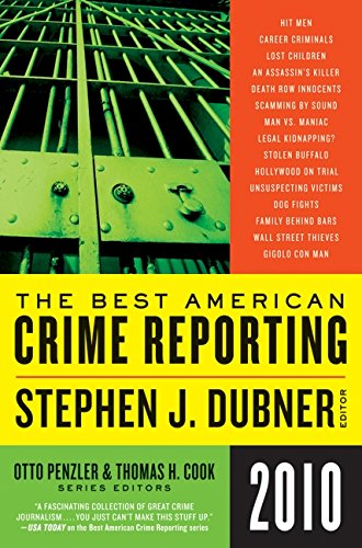 9780061490866: The Best American Crime Reporting