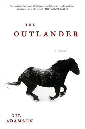The Outlander: Signed: Adamson, Gil