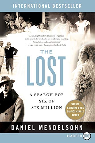 9780061491801: The Lost: A Search for Six of Six Million