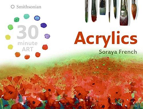 9780061491832: Acrylics (30 Minute Art (Collins))