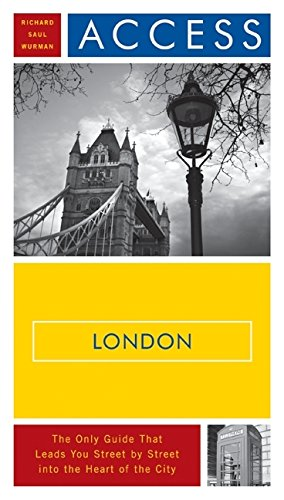 9780061491863: Access London 11e