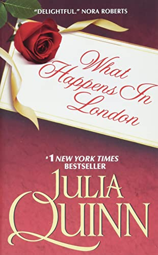 9780061491887: What Happens in London (Bevelstoke series)