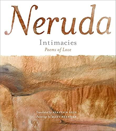9780061492167: Intimacies: Poems of Love