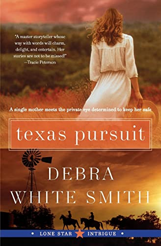 9780061493256: Texas Pursuit: Lone Star Intrigue #