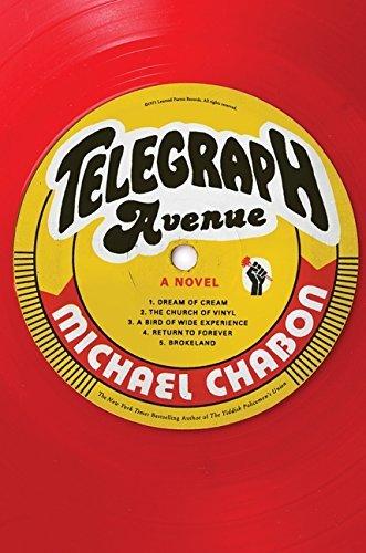 9780061493348: Telegraph Avenue: A Novel