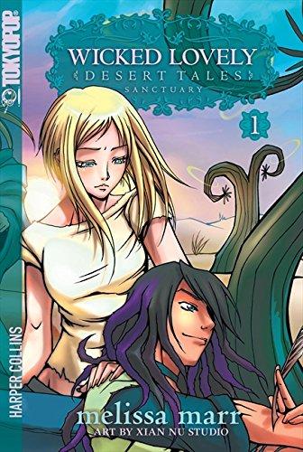9780061493546: Wicked Lovely: Desert Tales, Volume 1: Sanctuary