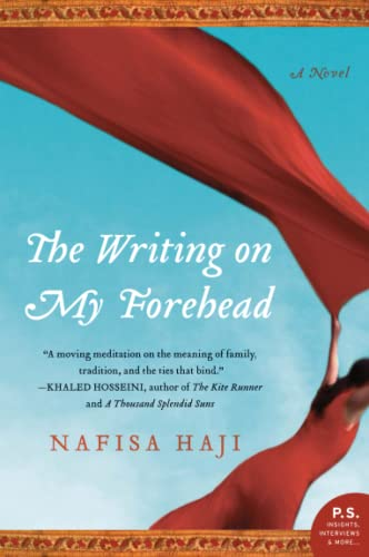 9780061493867: The Writing on My Forehead: A Novel