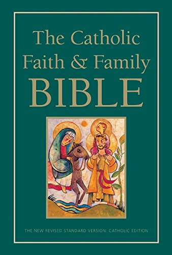 9780061496257: NRSV - The Catholic Faith and Family Bible