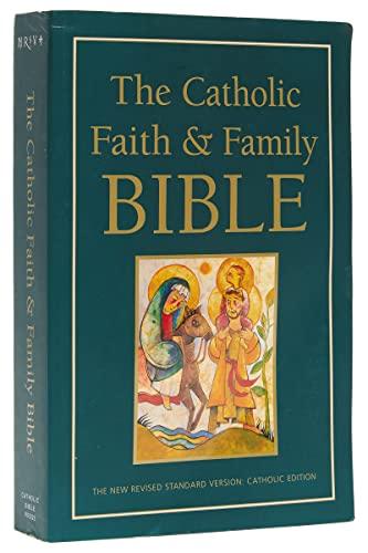 9780061496264: NRSV - The Catholic Faith and Family Bible
