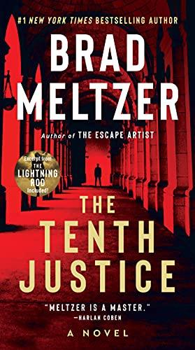 9780061535680: The Tenth Justice
