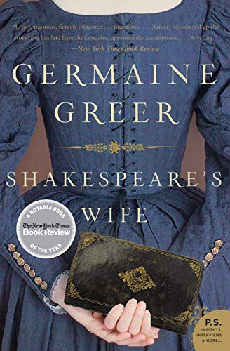 9780061537165: Shakespeare's Wife