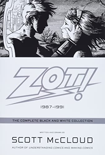 Zot!: The Complete Black and White Collection: 1987-1991: McCloud, Scott