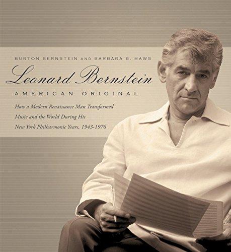 9780061537868: Leonard Bernstein: American Original