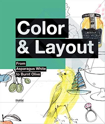9780061537905: Color & Layout: From Asparagus White to Burnt Olive
