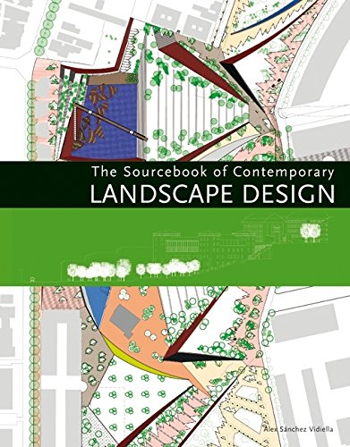 9780061537912: The Sourcebook of Contemporary Landscape Design