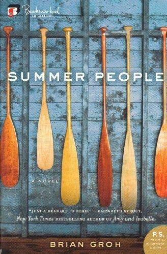9780061541391: Summer People