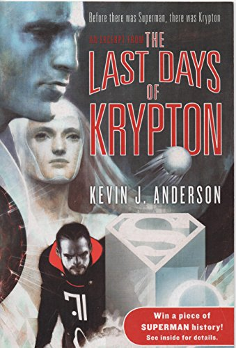 9780061541841: The Last Days of Krypton Excerpt