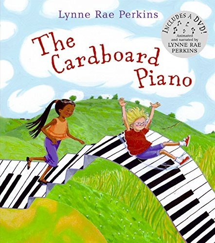 9780061542657: The Cardboard Piano [With DVD]