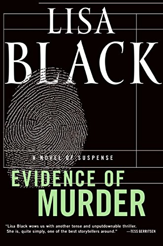 9780061544484: Evidence of Murder: A Novel of Suspense