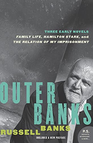 9780061544521: Outer Banks: Three Early Novels (P.Ss)