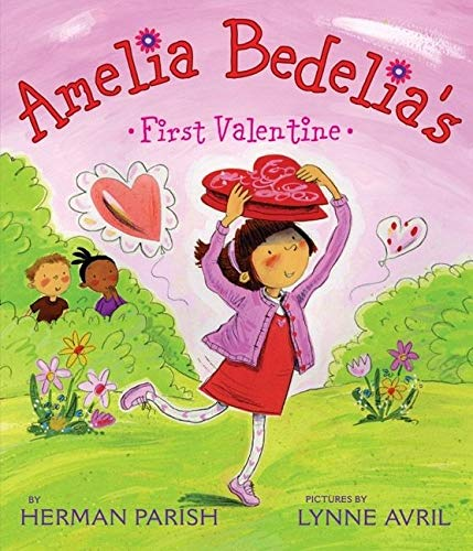 9780061544583: Amelia Bedelia's First Valentine (I Can Read Books: Level 2)