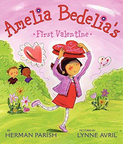 9780061544590: Amelia Bedelia's First Valentine
