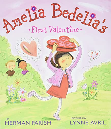 9780061544606: Amelia Bedelia's First Valentine