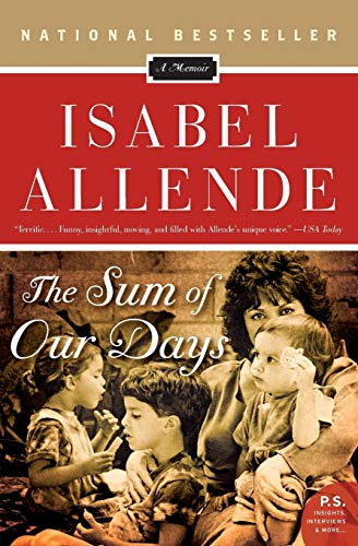 9780061551840: The Sum of Our Days: A Memoir
