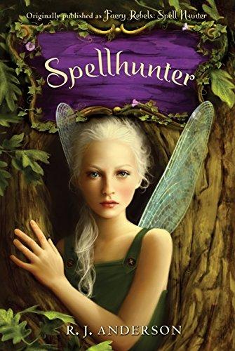 9780061554766: Spellhunter (Faery Rebels)