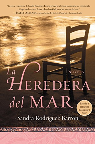 9780061555053: La Heredera del mar: Novela (Spanish Edition)