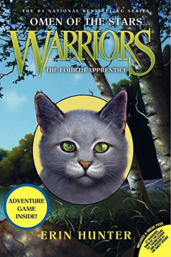 9780061555114: Warriors: Omen of the Stars #1: The Fourth Apprentice