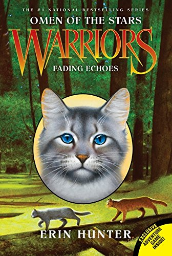 9780061555145: Warriors: Omen of the Stars #2: Fading Echoes