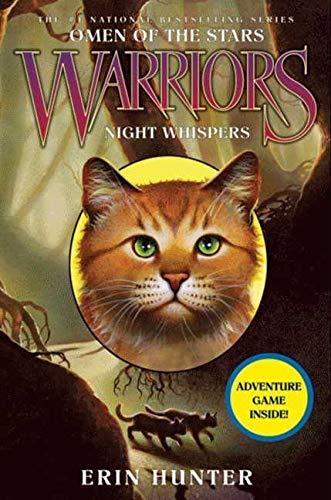 9780061555152: Night Whispers (Warriors: Omen of the Stars)