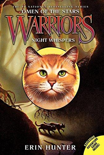 9780061555176: Warriors: Omen of the Stars #3: Night Whispers