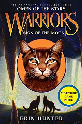 9780061555183: Sign of the Moon (Warriors: Omen of the Stars #4)