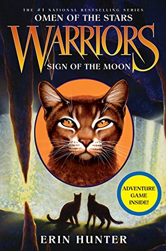 9780061555206: Warriors: Omen of the Stars #4: Sign of the Moon