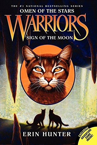 9780061555213: Warriors: Omen of the Stars #4: Sign of the Moon