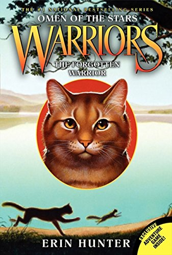 9780061555268: Warriors: Omen of the Stars #5: The Forgotten Warrior